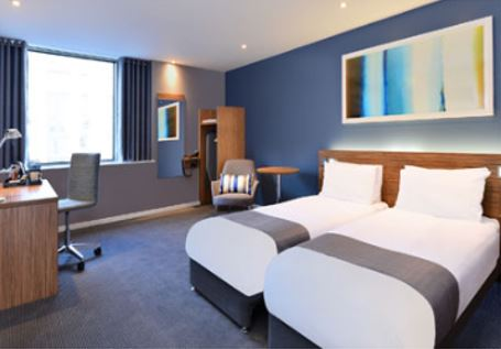 Travelodge premium economy SuperRoom